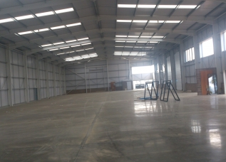 New Warehouse Project